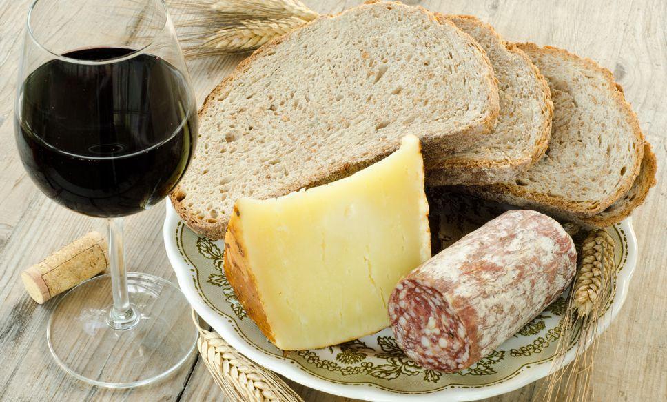 abinamento vino cibo