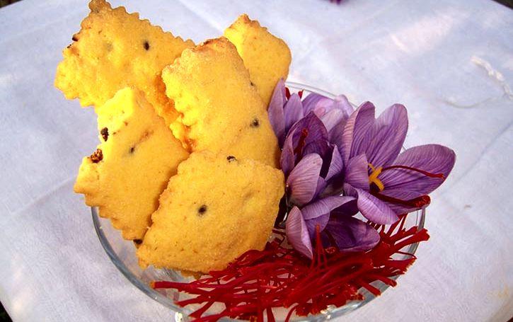 Biscotto allo zafferano di pozzolengo | Azienda Agricola Al Muràs