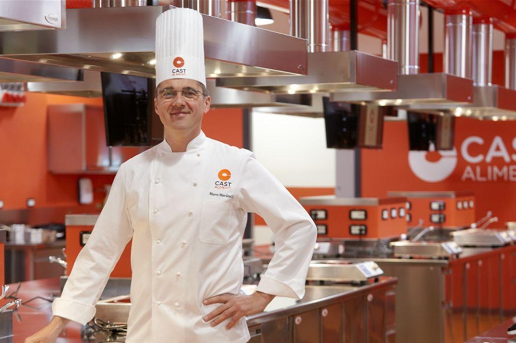 Lo Chef Marco Martinelli | Cast Alimenti - Brescia
