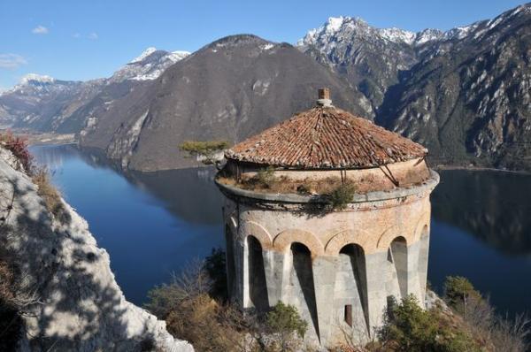 Rocca d'Anfo | Lago d'Idro