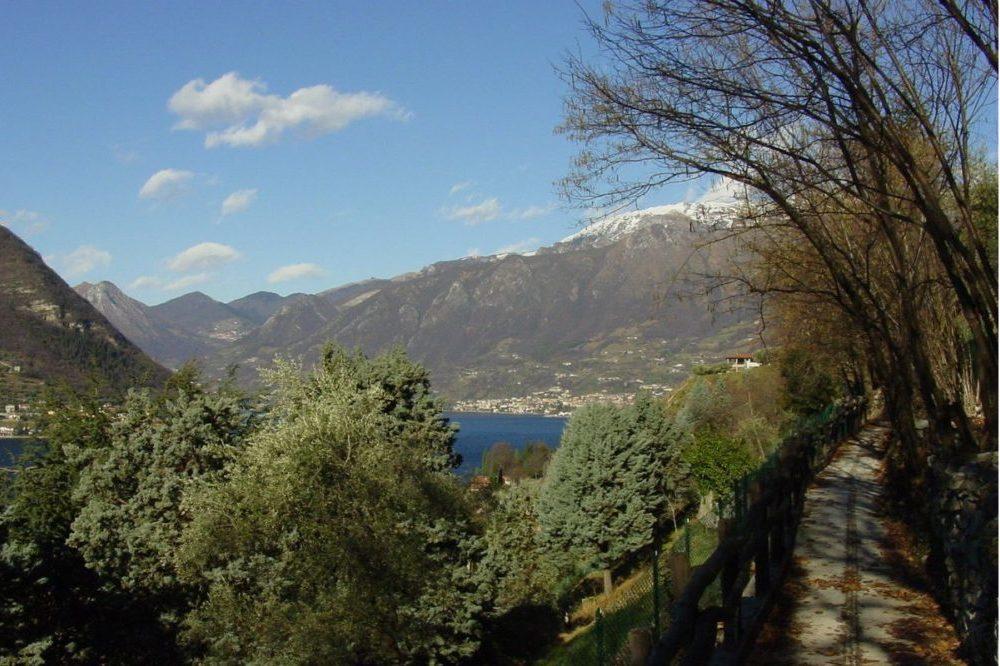 Via Valeriana - Lago d'Iseo