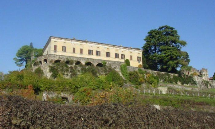 Castello di Bornato   Franciacorta