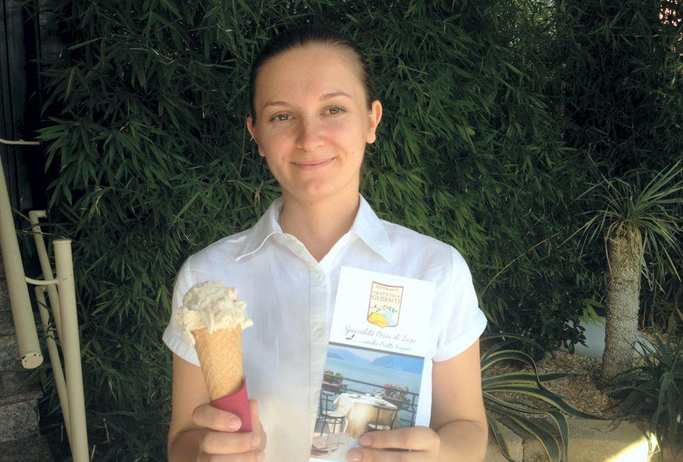 Il gelato canumo | Trattoria Glisenti - Marone