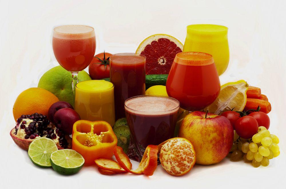 Succhi di frutta e verdura