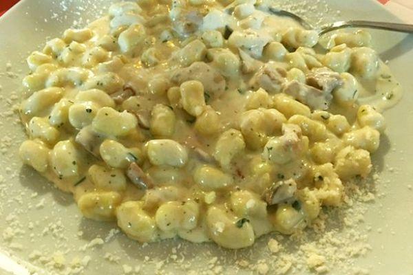 Gnocchetti ai funghi porcini | Dosso Alto - Passo Maniva
