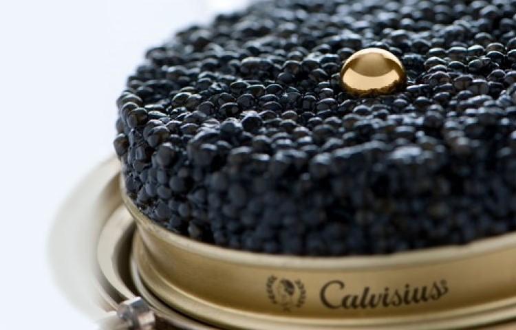 Caviale Calvisius di Calvisano