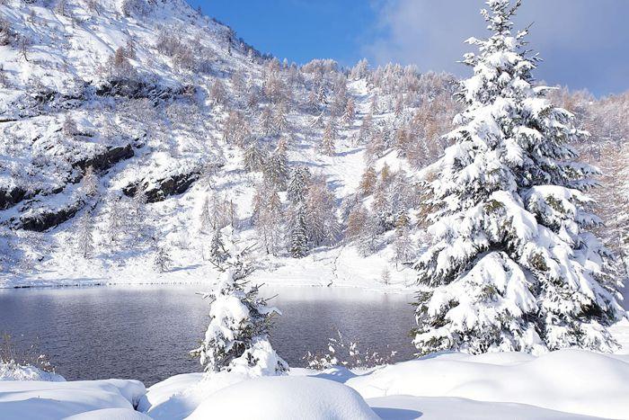 Lago Mortirolo
