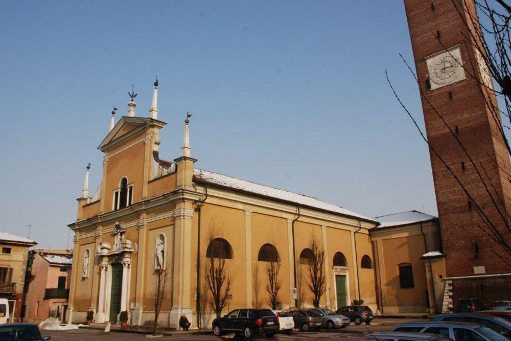 Chiesa Parrocchiale di Borgo San Giacomo