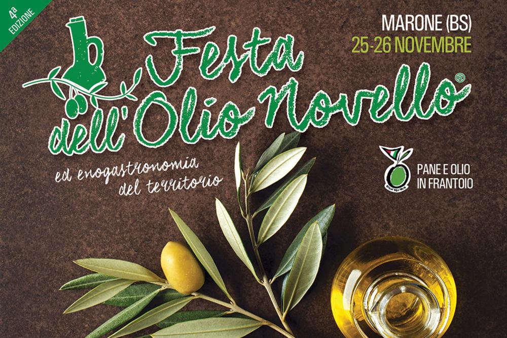 Festa dell'Olio Novello - Marone