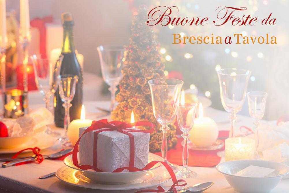 Buone Feste da Brescia a Tavola