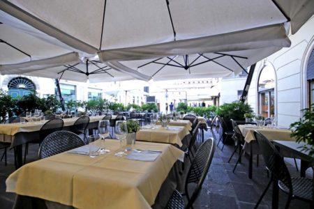 Caffè Floriam Restaurant - Dehor