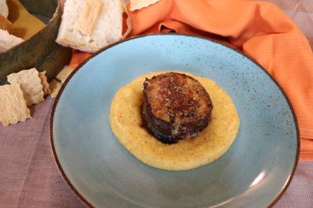 Piè del Dos Gussago Tinca al forno con polenta