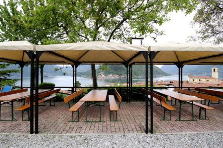 Trattoria Cacciatore Sulzano Lago d'Iseo