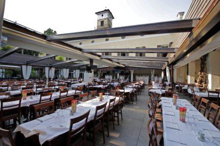 Ristorante Olimpo Brescia - Pergolato