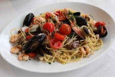 Ristorante Olimpo Brescia -Spaghetti Olimpo
