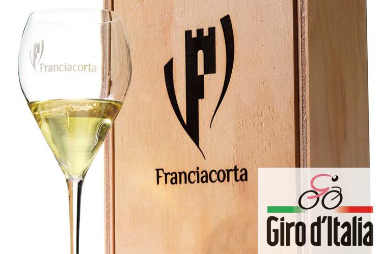 Tappa del Giro d'Italia in Franciacorta