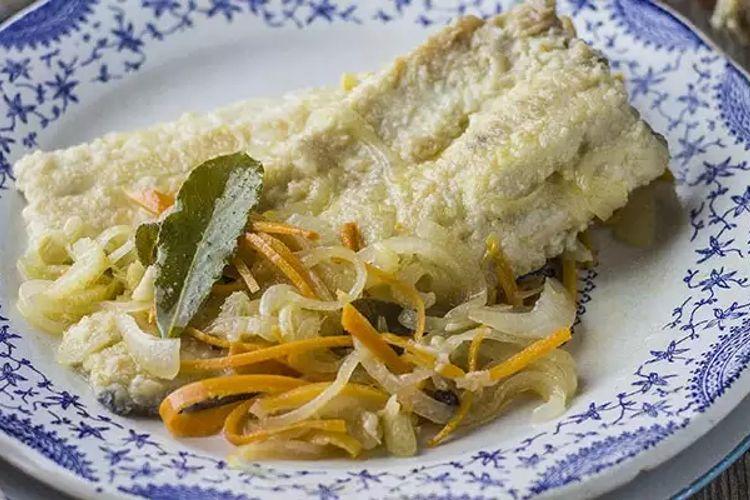 Filetti di pesce persico impanati e fritti | Antica Trattoria del Gallo - Clusane