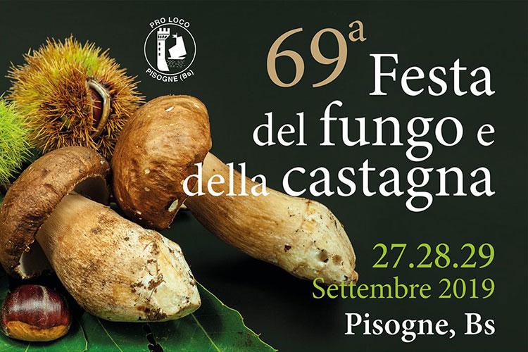 69^ Festa del Fungo e della Castagna a Pisogne