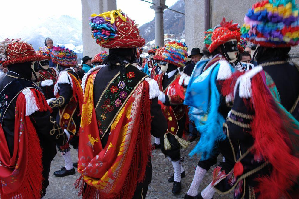 Bagolino - carnevale - Provincia di Brescia Turismo - Foto P. Merighi