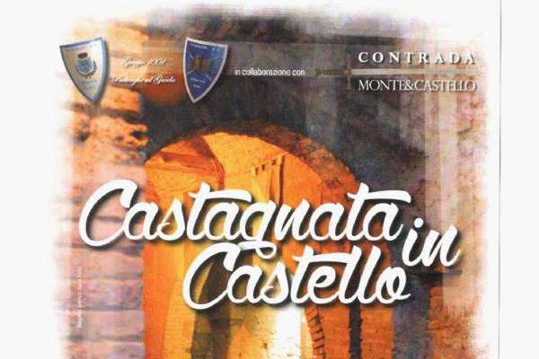Castagnata in Castello - Padenghe