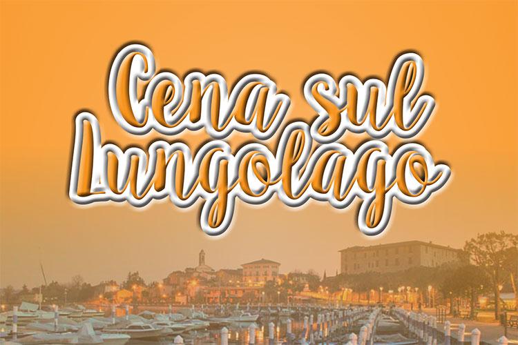 Cena sul Lungolago 2019