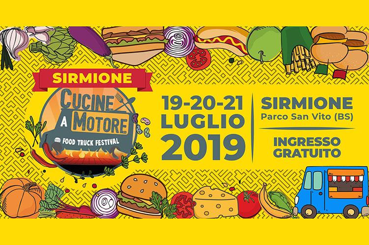 Cucine a Motore Food Truck Festival - Sirmione