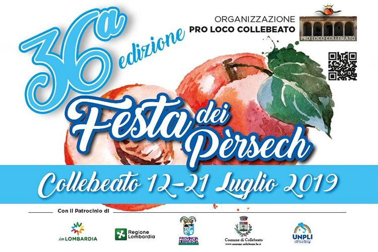 Festa dei Persech 2019 - Collebeato