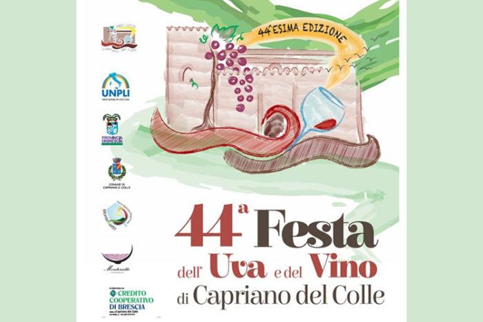 Festa dell'uva e del vino a Capriano del Colle