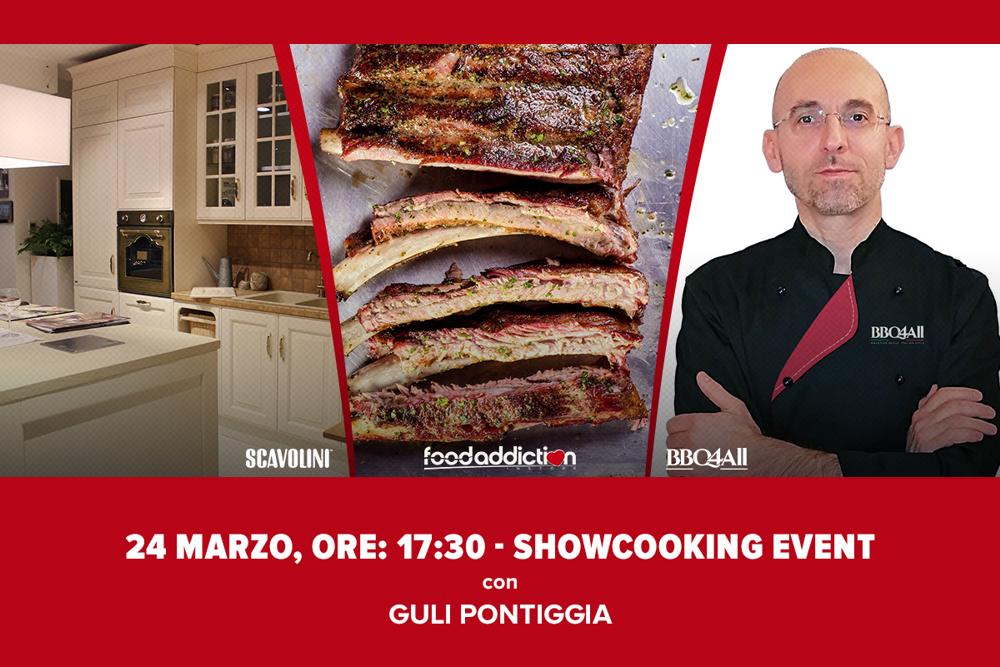 Foodaddiction Brescia - Giuli Pontiggia - Scavolini Store