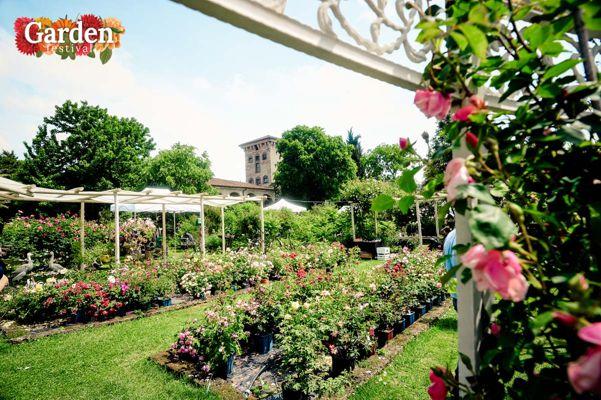 Garden Festival - Castello Quistini - Rovato