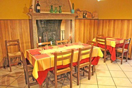 L'Osteria di San Vigilio di Concesio - Saletta