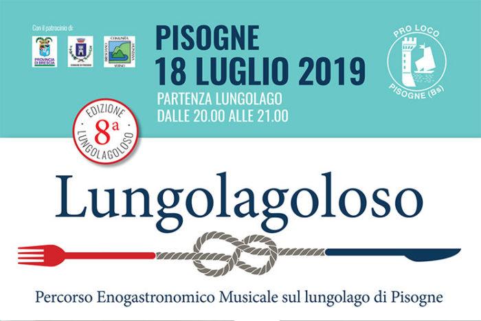 Lungolagoloso 2019 a Pisogne