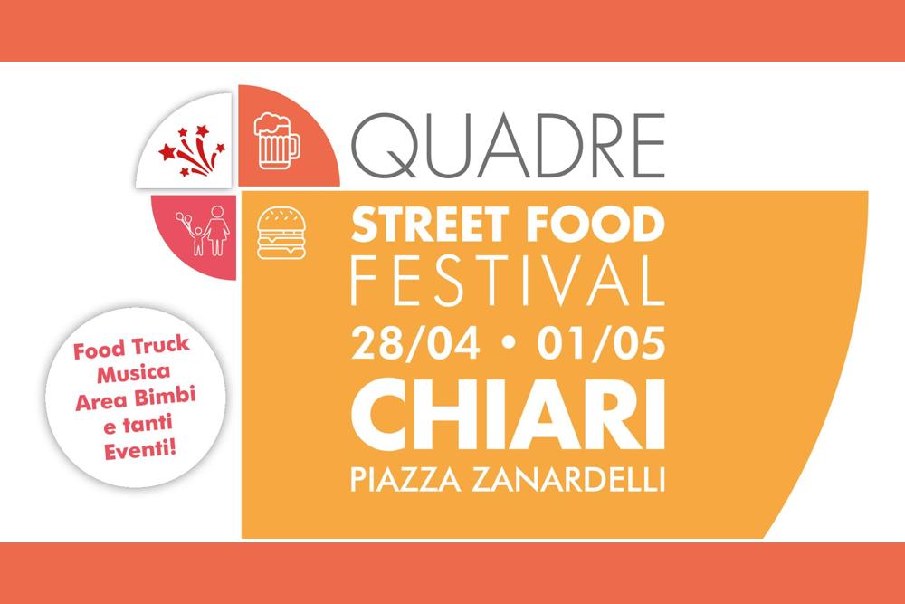 Quadre Street Food Festival - Chiari