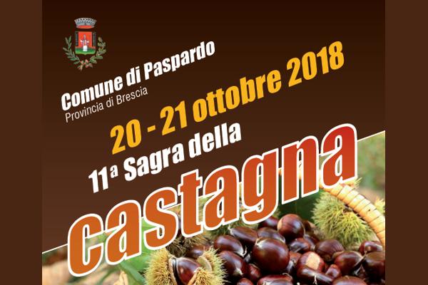 Sagra della Castagna 2018 - Paspardo