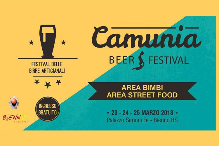 Camunia Beer Festival - Bienno