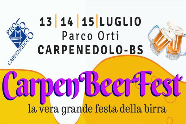 Carpenbeer Fest - Carpenedolo