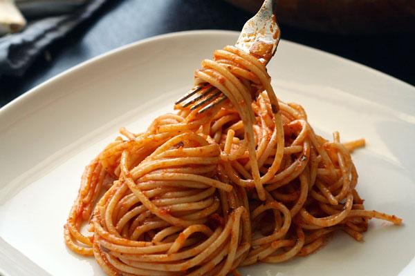 Piatto di pastasciutta