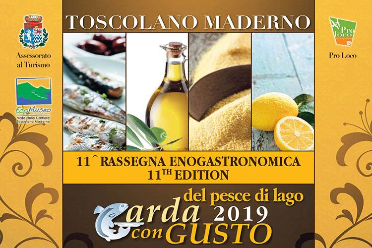 Garda con Gusto 2019 - Toscolano Maderno
