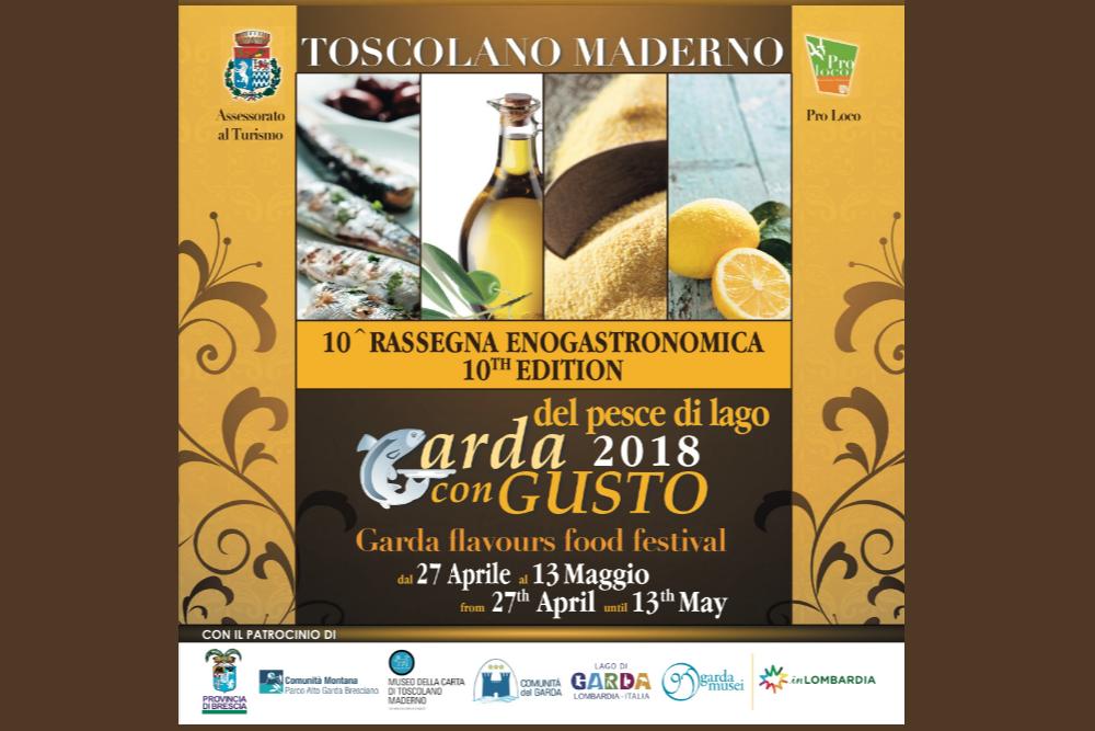 Garda con Gusto - Toscolano Maderno