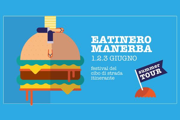 Eatinero - Festival del cibo di strada itinerante - Manerba del Garda