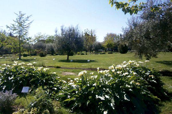 Orto Botanico Ghiradi - Toscolano Maderno