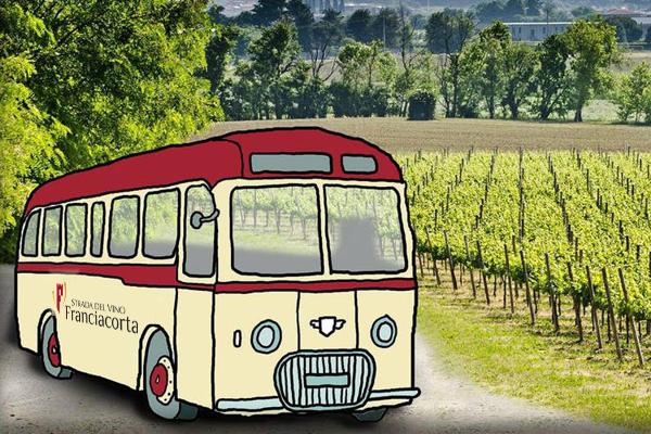Tour in Bus lungo la strada del Franciacorta