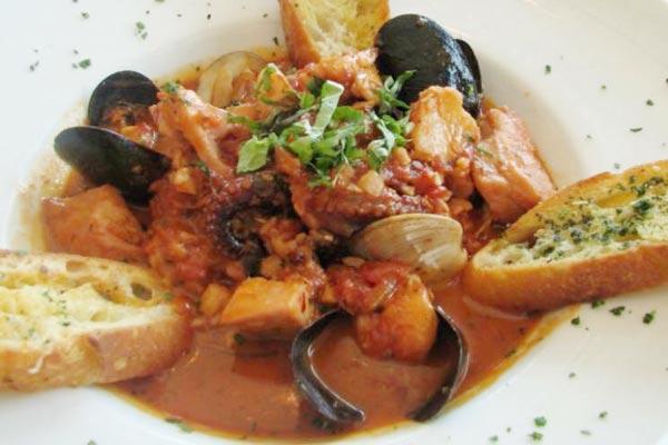 Zuppa di Pesce - Stella d'Italia Gambara