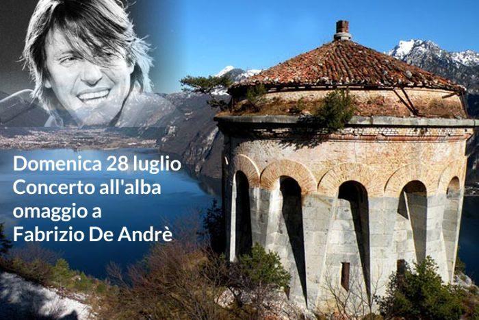 Concerto all'alba - Rocca d'Anfo