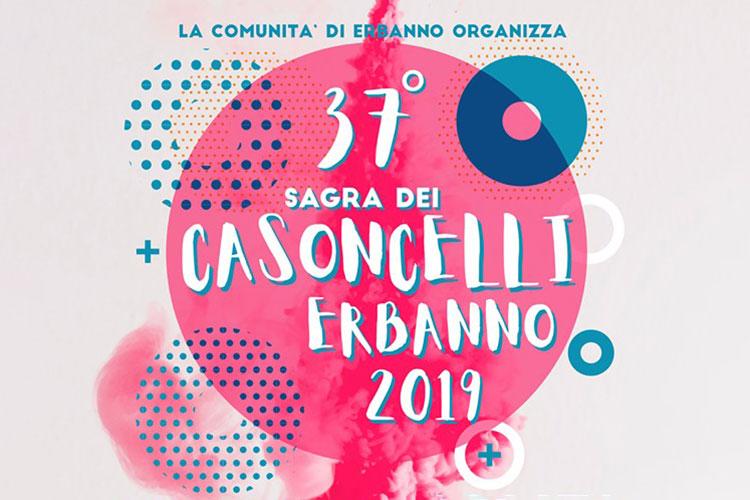 Sagra dei Casoncelli di Erbanno 2019