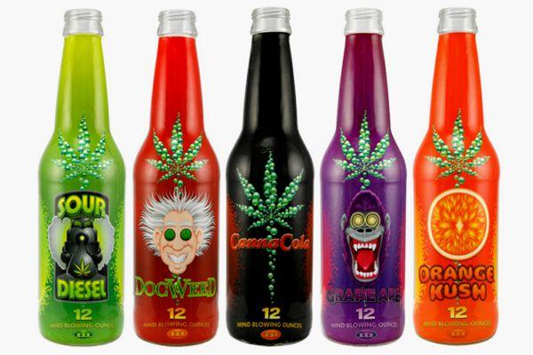 Drink alla marijuana