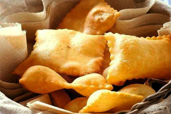 Menù gnocco fritto-Stella d'Italia