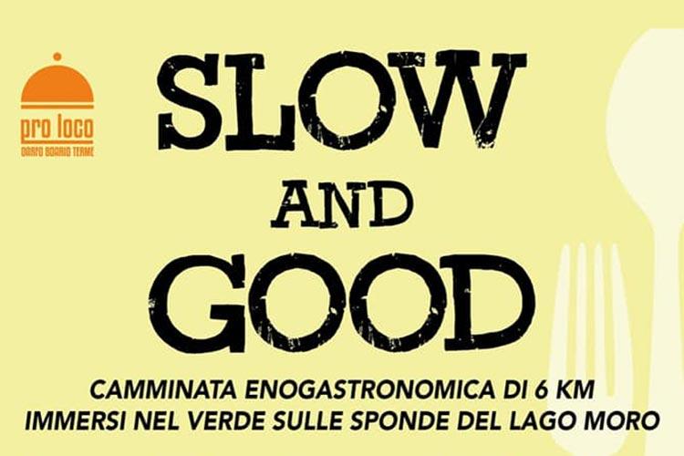 Slow and Good camminta enogaastronomica sulle sponde del Lago Moro
