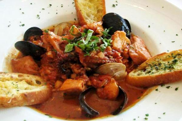 Zuppa di pesce-Stella d'Italia