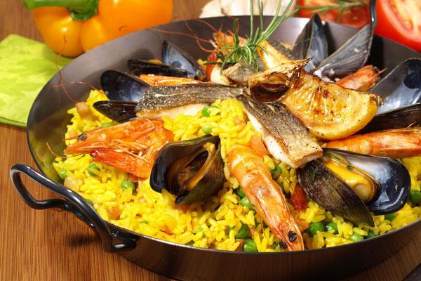 Paella - Ristorante Il Forchettone